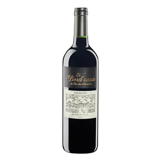 Le Bord'eaux du Clos des Moiselles 2010, Oswaldo Hernandez, Bordeaux, Frankreich - Guter Bordeaux ist leider zu teuer? Hier ist die erfreuliche Ausnahme.