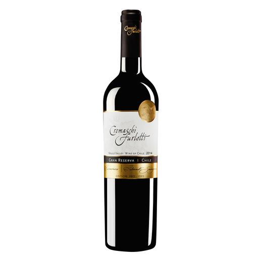 Cremaschi Gran Reserva EDITION PRO-IDEE 2014, Angelo Cremaschi, Valle Central, Chile Kaum ein Weinmacher Chiles kann so viele Auszeichnungen vorweisen.