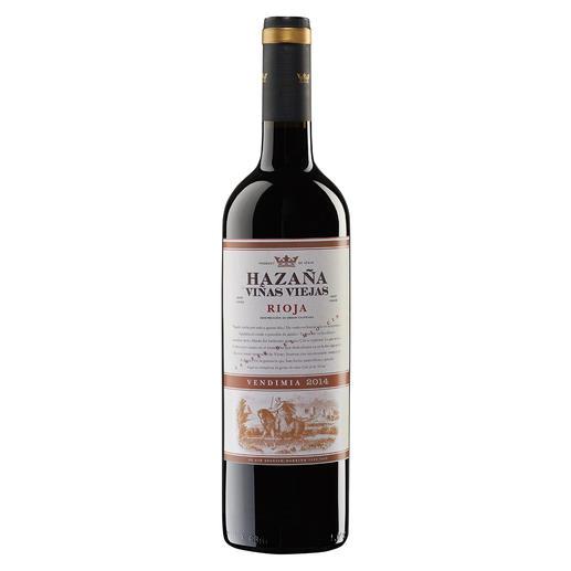 """Hazaña Viñas Viejas 2014, Bodegas Abanico, Rioja, Spanien - """"Einfach eines der größten Schnäppchen in der Rioja, das man für Geld kaufen kann."""" (Robert Parker, www.robertparker.com, Interim – 07/2015)"""