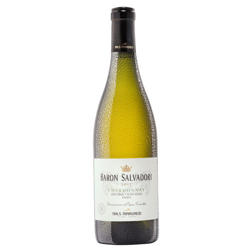 Baron Salvadori Chardonnay 2012, Südtirol, Italien - Ein Grand-Cru-Burgunder aus Italien? Zu so einem erfreulichen Preis?