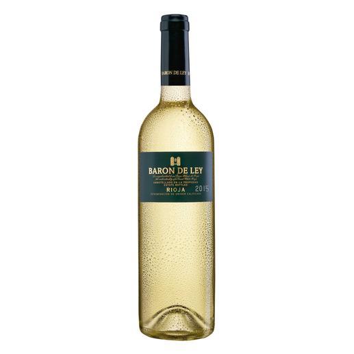 Rioja Blanco 2015, Baron de Ley, Rioja DOC, Spanien - Der weiße Rioja: kaum bekannt. Und daher (noch) erfreulich günstig.