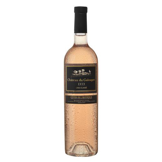 Château du Galoupet Rosé, Côtes de Provence AOC, Cru Classé, Frankreich - Ein Cru Classé zu sehr erfreulichem Preis.