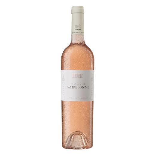 """Château de Pampelonne 2015, Côtes de Provence AOC, Saint-Tropez, Frankreich - Der Rosé eines """"Maître Vigneron"""" (Meister-Winzers)."""