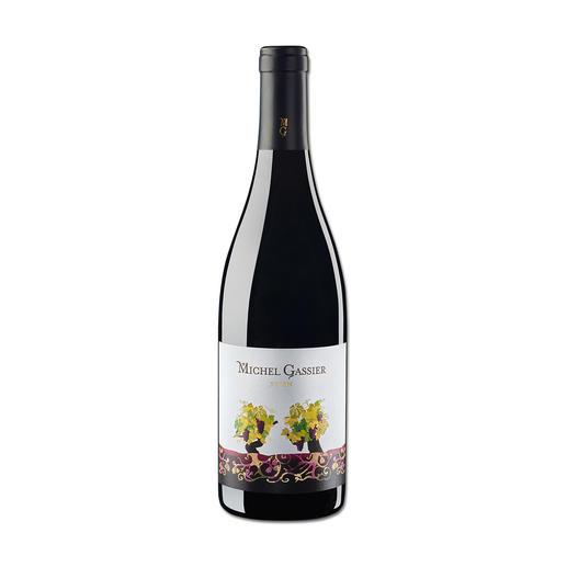 Michel Gassier Syrah 2013, Vignobles Michel Gassier, Costieres de Nimes, Frankreich - Der Weintyp der nördlichen Rhône. Zu südfranzösischem Preis.