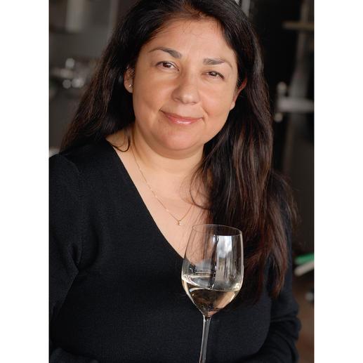 Weinmacherin Alicia Ysais