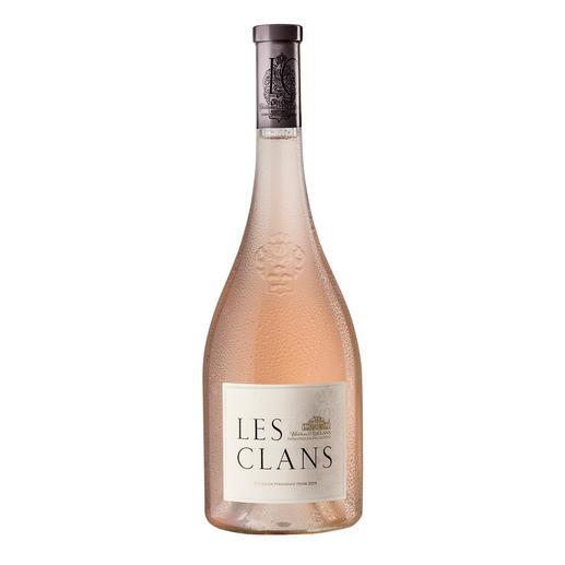 Les Clans 2014, Château d'Esclans, Côtes de Provence, Frankreich - Vergessen Sie alles, was Sie bisher über Roséweine zu wissen glaubten.