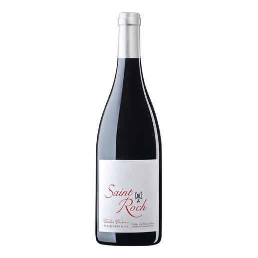 "Saint Roch ""Vieilles Vignes"" 2015, Château Saint Roch, Côtes du Roussillon, Frankreich ""Den sollten Sie kistenweise kaufen."" (Robert Parker, Wine Advocate 224, 03/2016)"