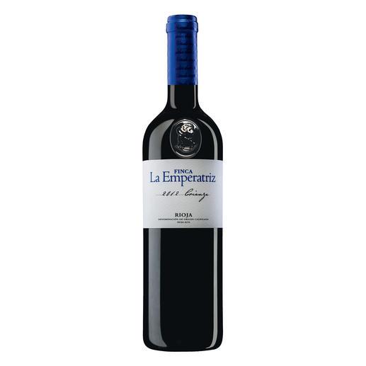 Emperatriz Crianza 2012, Rioja DOC, Spanien Rioja. 90 Punkte im Guía Peñín 2016.