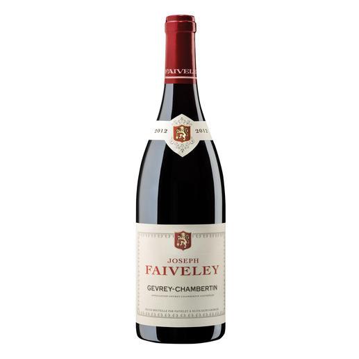 Gevrey-Chambertin 2012, Domaine Faiveley, Burgund, Frankreich - Gevrey-Chambertin – ein großer Wein. Zu einem erfreulich günstigen Preis.