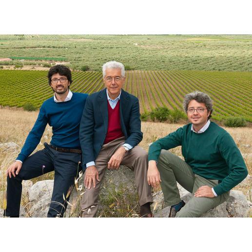 """Cappellaccio 2010, Vinicola Rivera S.p.A., Andria, Castel del Monte, Italien """"Vergleichbar mit Weinen, die 40 US$ kosten."""" (Robert Parker, Wine Advocate 226, 08/2016)"""