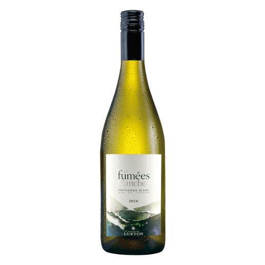 """Sauvignon Blanc """"Les Fumées Blanches"""" 2016, J&F Lurton, Vin de France, Frankreich - Jacques Lurtons erfreulich erschwinglicher Sauvignon Blanc."""