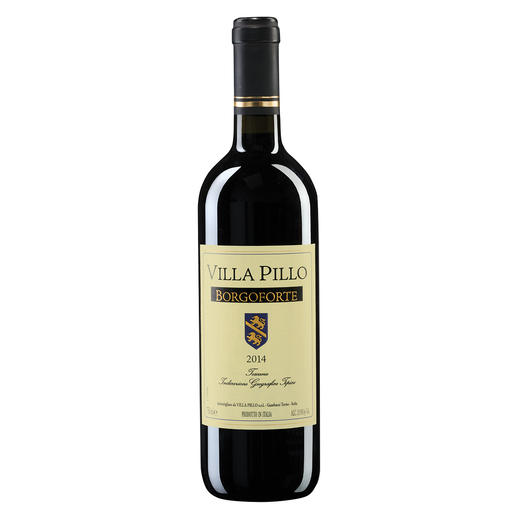 Villa Pillo 2014, Toskana, Italien Der Preis-Genuss-Sieger. In der Top-100-Liste des Wine Spectators 2016. (www.winespectator.com)