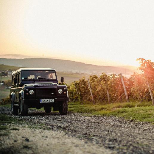 """Riesling von den großen Lagen 2015, Weingut Korrel Johanneshof, Nahe, Deutschland Vier """"Große Lagen"""" – ein großer Wein."""