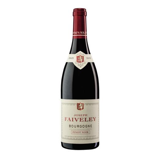 Pinot Noir Faiveley 2015, Bourgogne, Frankreich Seltenheit: ein roter Burgunder, der durch sein Preis-Genuss-Verhältnis überzeugt.