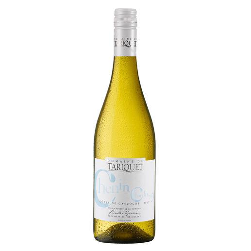 """Chenin-Chardonnay 2017, Côtes de Gascogne, Frankreich """"Der beste Weißwein aus Frankreich."""" (Von mehr als 50 französichen Weißweinen, Mundus Vini Frühjahrsverkostung 2014, www.mundusvini.com über den jahrgang 2013)"""