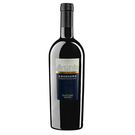 Cinque Autoctoni Edition 17, Farnese, Abruzzen, Italien - 99 Punkte von Luca Maroni. (Guia dei Vini Italiani 2018)