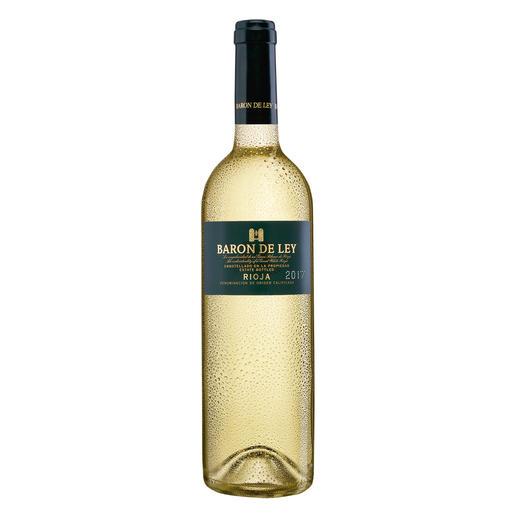 Rioja Blanco 2017, Baron de Ley, Rioja, Spanien Der weiße Rioja: kaum bekannt. Und daher (noch) erfreulich günstig.