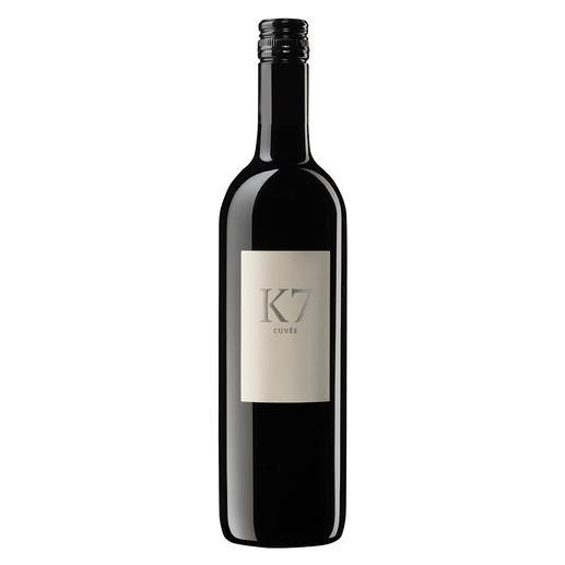 K7 2015, Weingut Höpler, Burgenland, Österreich Der Preis-Genuss-Sieger. Unter 48 Blaufränkisch-Cuvées. (A la Carte 04/2017)