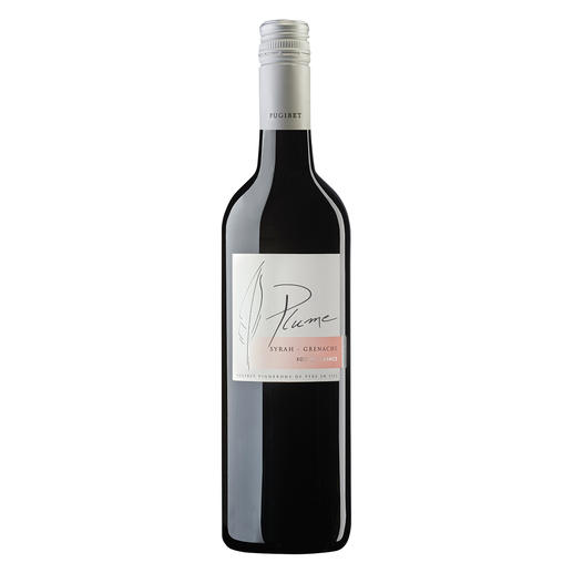 Plume Rouge 2019, Domaine La Colombette, Coteaux du Libron, Frankreich Trocken. Nur 9 % Alkohol. Aber 100 % Genuss.