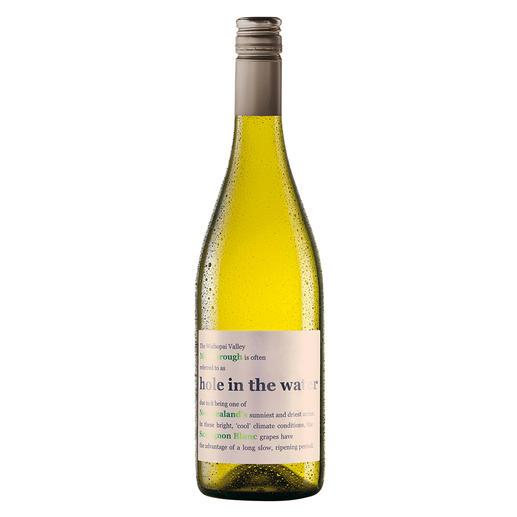 Hole in the Water Sauvignon Blanc 2018, Waihopai Valley, Konrad & Co Wines, Marlborough, Neuseeland Aus dem Filet-Weinberg der neuseeländischen Sauvignon Blancs.