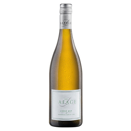 "Blanc Côté Est 2018, Domaine Lafage, Pays d'Oc, Frankreich ""Den sollte man kistenweise kaufen."" (Robert Parker, Wine Advocate 224, 04/2016 über den Jahrgang 2015)"