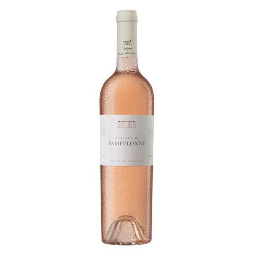 """Château de Pampelonne 2018, Saint-Tropez, Côtes de Provence, Frankreich Der Rosé eines """"Maître Vigneron"""" (Meister-Winzers)."""