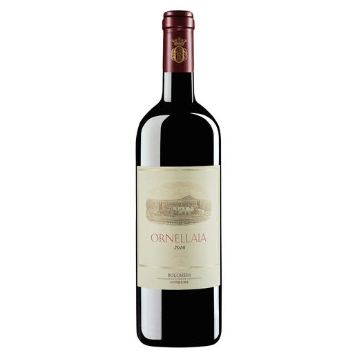 "Ornellaia 2016, Tenuta dell`Ornellaia, Bolgheri, Toskana, Italien ""… extreme Komplexität und Präzision."" (Robert Parker, The Wine Advocate, 18th April 2019 Week 3)"