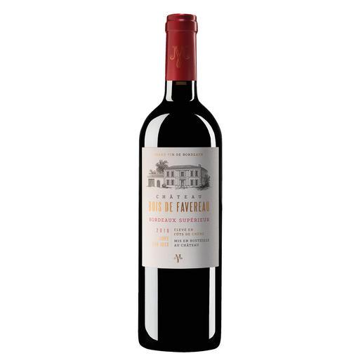 Château Bois de Favereau 2016, Bordeaux Supérieur, Frankreich - Endlich ein samtweicher, sofort trinkreifer (und erfreulich preiswerter) Bordeaux.