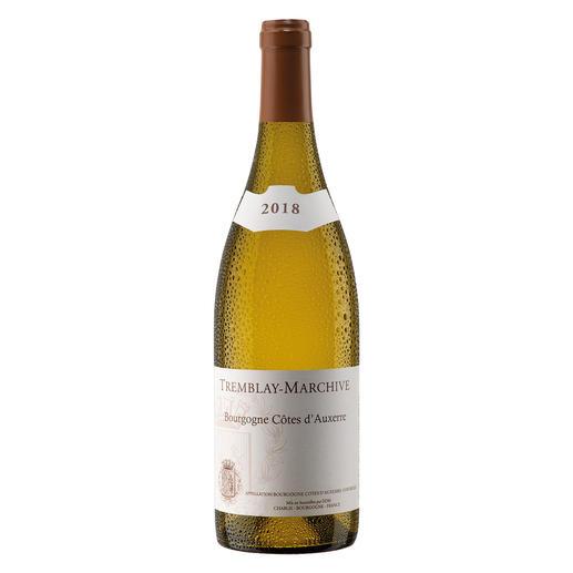 Bourgogne Tremblay-Marchive 2018, Les Malandes, Burgund, Frankreich - Chablis für weniger als 10 €? Beinahe …