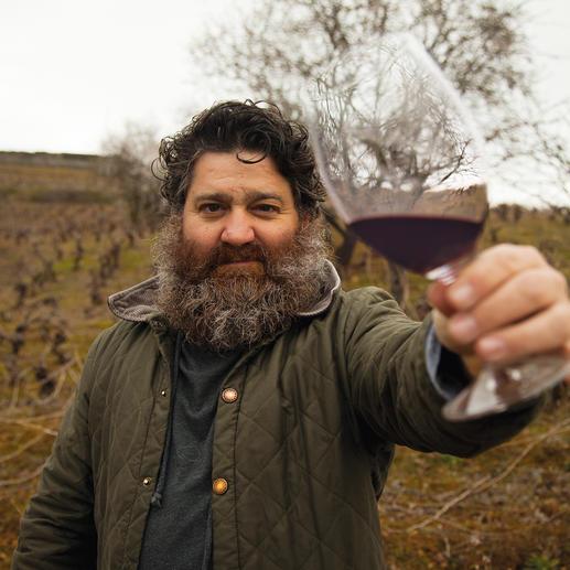 Weinmacher Raúl Pérez