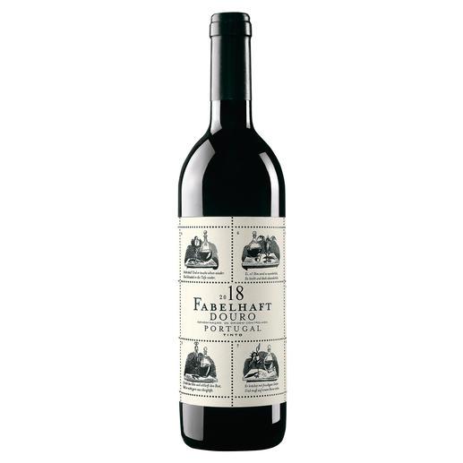 Fabelhaft Tinto 2018, Niepoort, Douro, Portugal Dirk van der Niepoorts Meisterstück. Dreimal Rotwein des Jahres. (Weinwirtschaft Ausgaben 1/2010, 1/2012 und 1/2016)