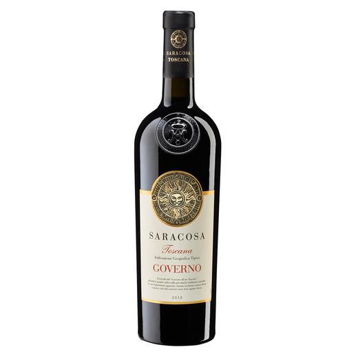 "Toscana Saracosa 2018, Barbanera - Duca di Saragnano, Toscana, Italien ""Einer der besten Rotweine Italiens. Chapeau."" (Luca Maroni, www.lucamaroni.com)"