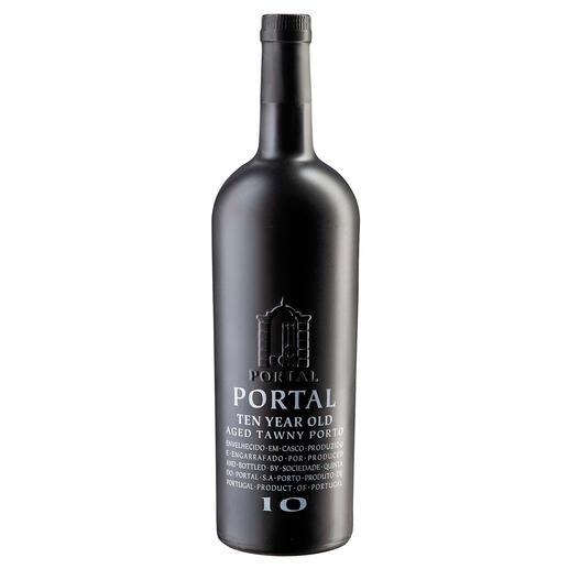 Tawny Port Quinta do Portal, Portugal, Portwein, 0,75 l Der Preis-Genuss-Sieger unter 80 (!) weltweit renommierten Portweinen. (Meiningers Weinwelt 1/2020, Weinguide Portwein)