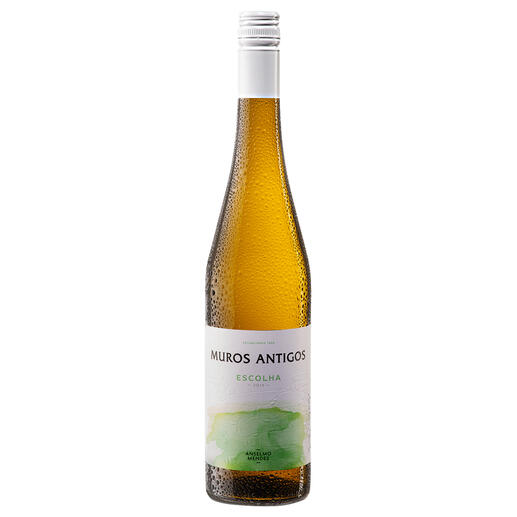 Muros Vinho Verde 2019, Anselmo Mendes, Vinho Verde DOC, Portugal Vinho Verde at it`s best: 90 Punkte von Robert Parker. (TheWineAdvocate, 21.Mai2020)
