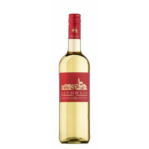 Castell Glühwein aus Weißwein oder Rotwein Der einzige Glühwein, den wir Ihnen empfehlen.