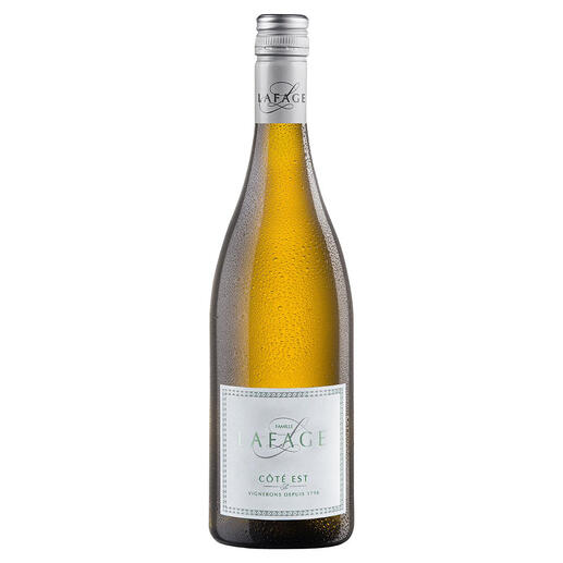 "Blanc Côté Est 2020, Domaine Lafage, Roussillon, Frankreich ""Den sollte man kistenweise kaufen."" (Robert Parker, Wine Advocate 224, 04/2016 über den Jahrgang 2015)"
