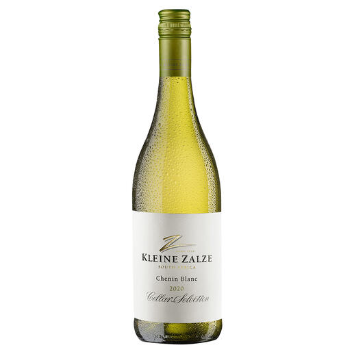 Kleine Zalze Chenin Blanc 2020, Stellenbosch, Südafrika Der beste Weißwein Südafrikas. Von 50 verkosteten Weißweinen aus Südafrika. (Mundus Vini Sommerverkostung 2015 über den Jahrgang 2015, www.mundusvini.com)