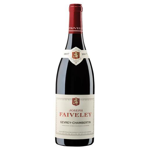 Gevrey-Chambertin 2017, Domaine Faiveley, Burgund, Frankreich Gevrey-Chambertin – ein großer Wein. Zu einem erfreulich günstigen Preis.