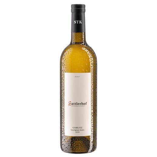 Sauvignon Blanc Sattlerhof 2018, Sattlerhof, Südsteiermark DAC, Österreich Der Weißwein des Jahres aus Österreich. (Weinwirtschaft 01/2020)