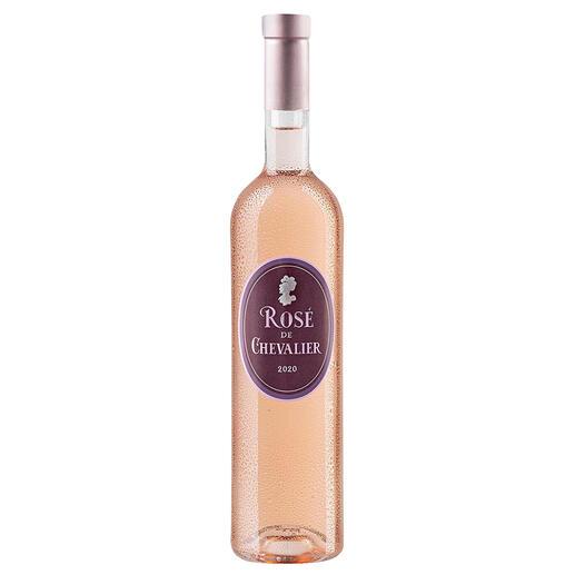 Rosé de Chevalier 2020, Domaine de Chevalier, Bordeaux AC, Frankreich Rarität aus Bordeaux: der exquisite Rosé von der legendären Grand-Cru-Domaine de Chevalier.