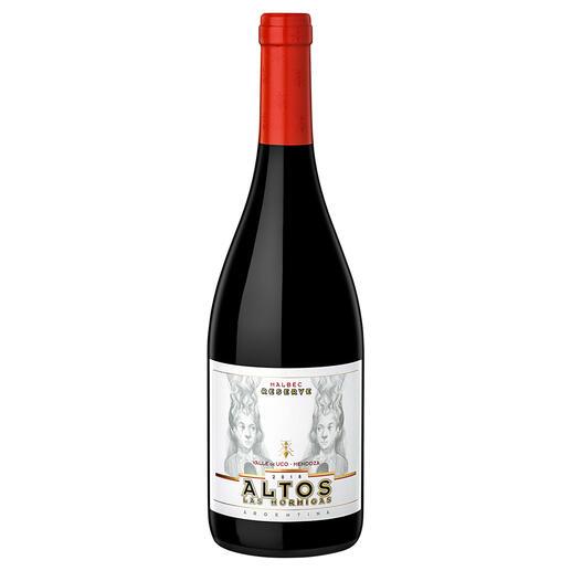 """Malbec Reserve 2018, Altos Las Hormigas, Valle de Uco/Mendoza, Argentinien """"Die beste Malbec Reserve, an die ich mich erinnern kann."""" (www.robertparker.com, The Wine Advocate 245, 31.10.2019)"""