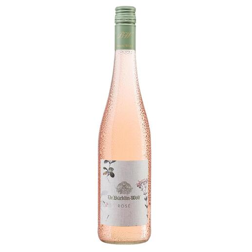 Dr. Bürklin-Wolf Rosé 2020, Dr. Bürklin-Wolf, Pfalz, Deutschland Biodynamisch angebaut. Nur 11 % Alkohol. Aber 100 % Genuss.