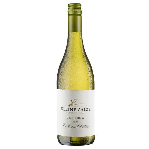Kleine Zalze Chenin Blanc 2021, Stellenbosch, Südafrika Der beste Weißwein Südafrikas. Von 50 verkosteten Weißweinen aus Südafrika. (Mundus Vini Sommerverkostung 2015 über den Jahrgang 2015, www.mundusvini.com)