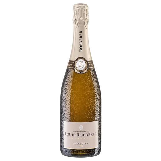 Champagne Louis Roederer Collection 242, Louis Roederer, Champagne AOC, Frankreich Revolution in der Champagne? Louis Roederers neuester Coup.