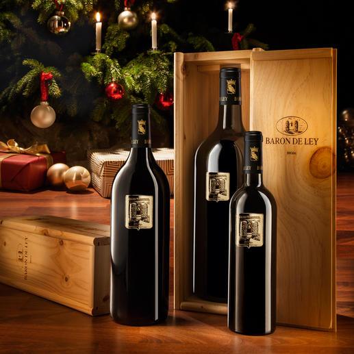 "Viña Imas Gran Reserva 2010, Baron de Ley, Rioja DOC, Spanien Von ""Spaniens Weingut des Jahres 2007."" (IWSC, www.iwsc.net)"