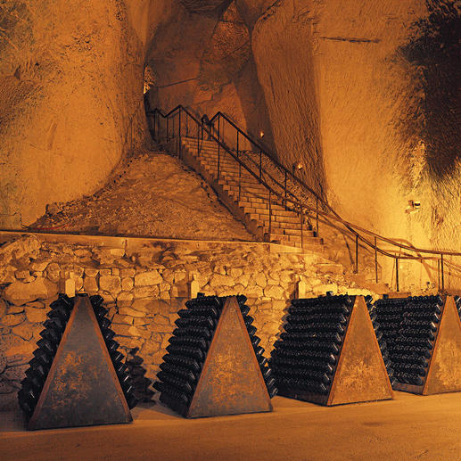 Weinkeller von Ruinart