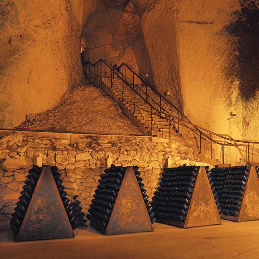 Rosé-Champagner Ruinart Brut, Champagne AOC, Reims Rosé Brut – eine Spezialität des ältesten Champagnerhauses.