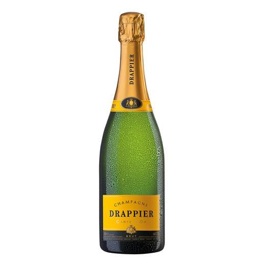 Drappier Brut Carte d'Or, Champagne, Reims, Frankreich Insidertipp. Der klassisch, kraftvolle Champagner.