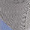 Schwarz/Weiß/Royalblau