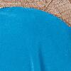 Aqua-Blau/Nude